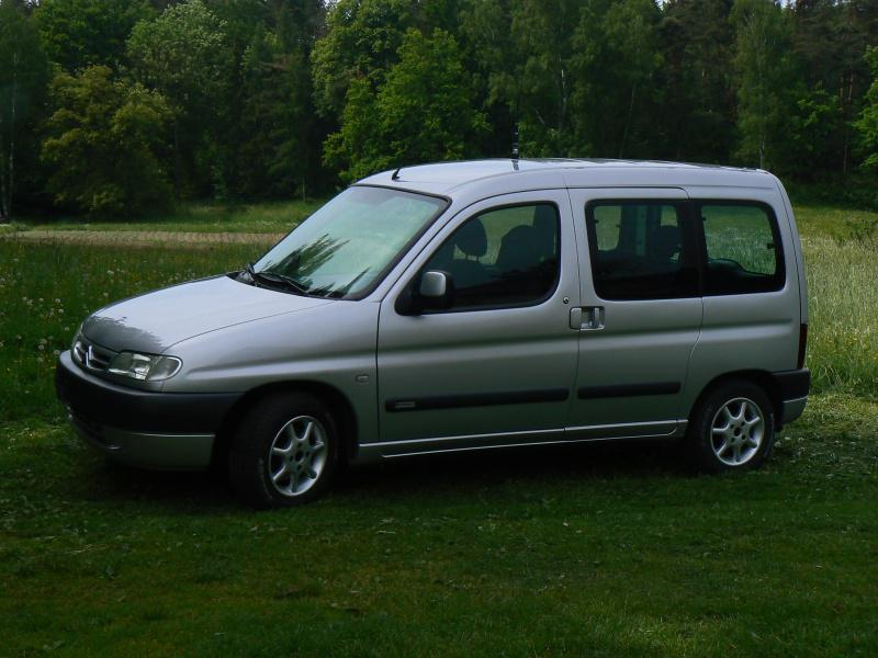 Citro 235 N Berlingo 2001